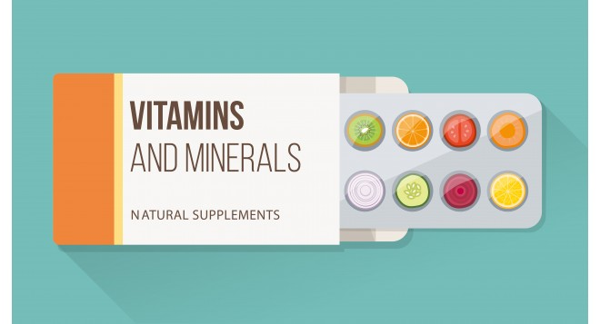 Vitamins and Minerals: The Benefits of Taking Them